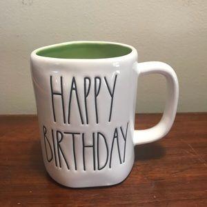 Rae Dunn Happy birthday Mug 🎁